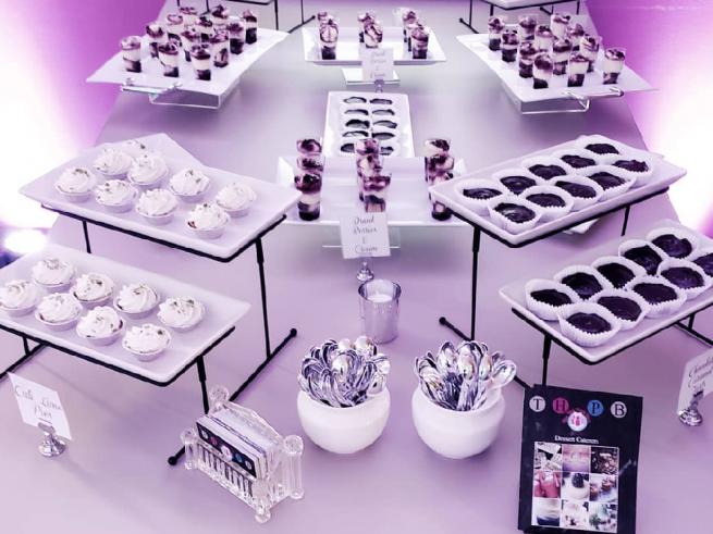 Corporate Meeting Dessert Buffet