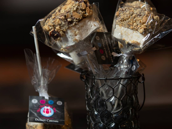 S'mores Wedding Favor